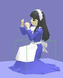 tomoyo maid